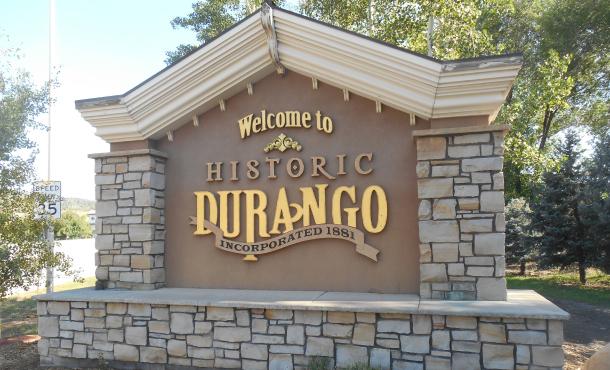 Durango-Sign