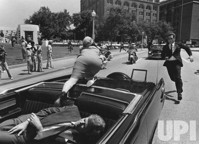 John-F-Kennedy-Assassination-Reenactment
