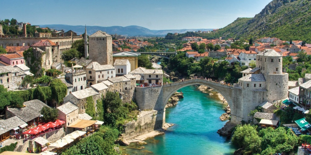 bosnia herzegovina tours mostar old bridge l ge