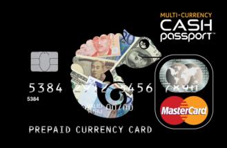 MasterCard®-Multi-currency-Cash-PassportTM