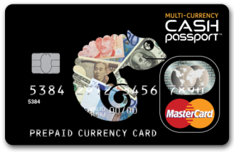 MasterCard®-Multi-currency-Cash-PassportTM